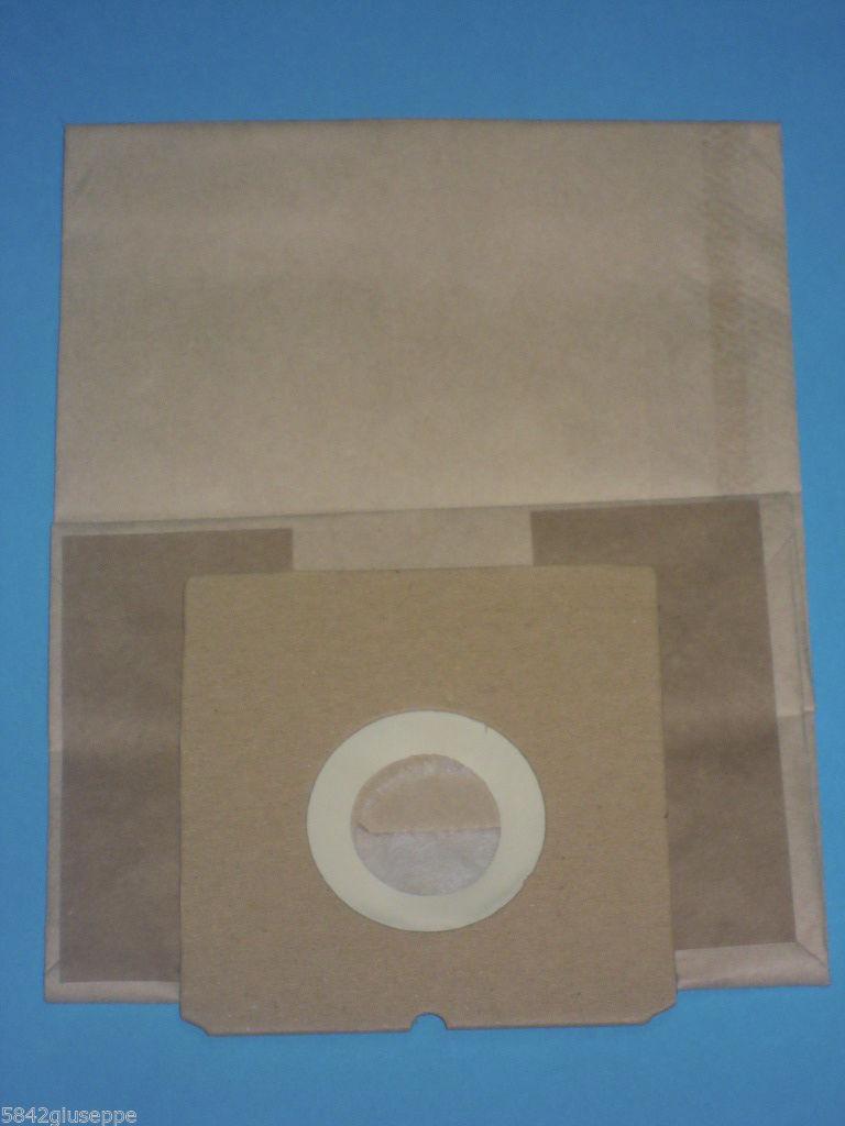 10 sacchetti per aspirapolvere per Moulinex Vectral