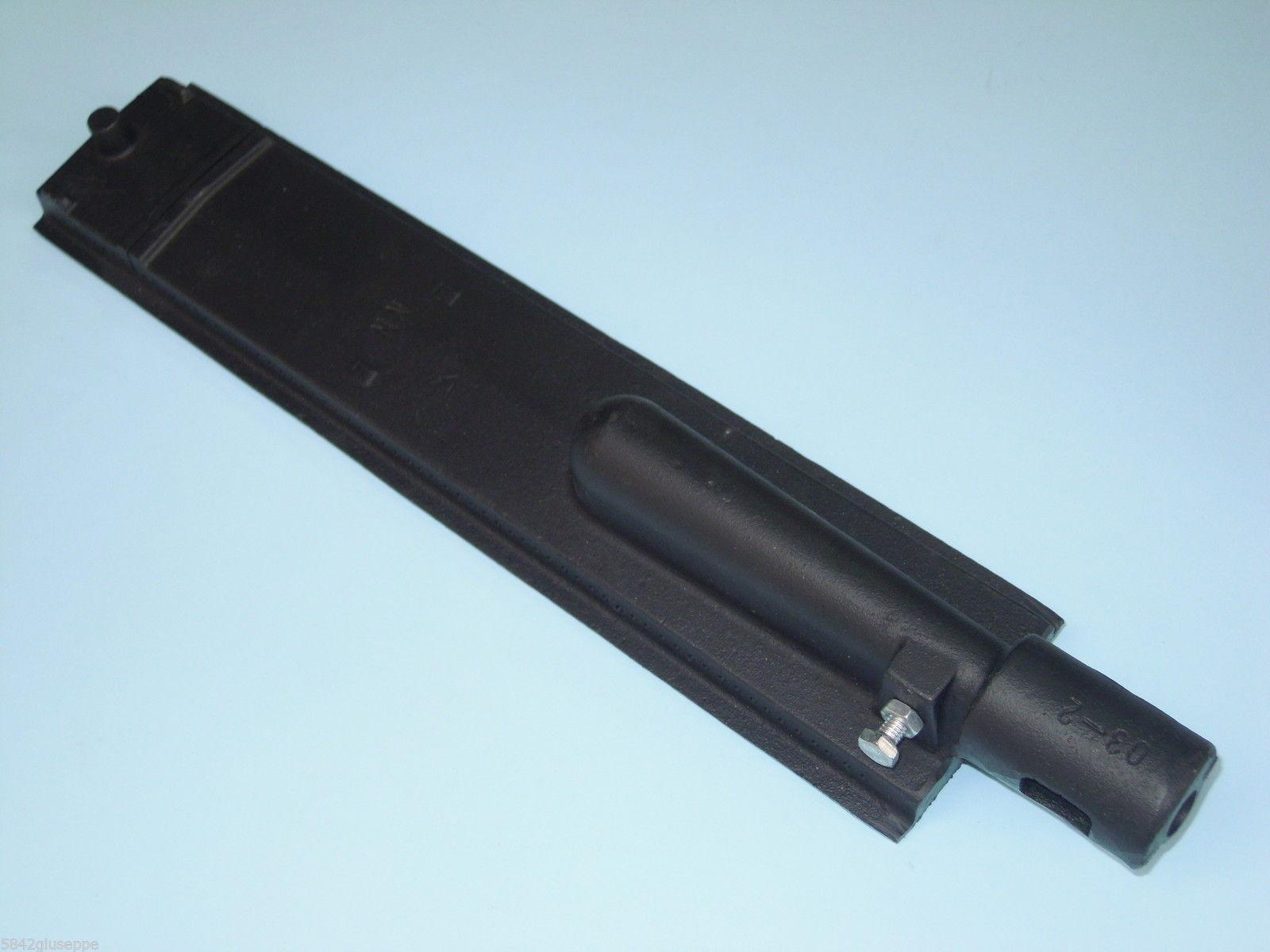 Forniture elettriche per bruciatore for Fornello a gas bruciatore in ghisa