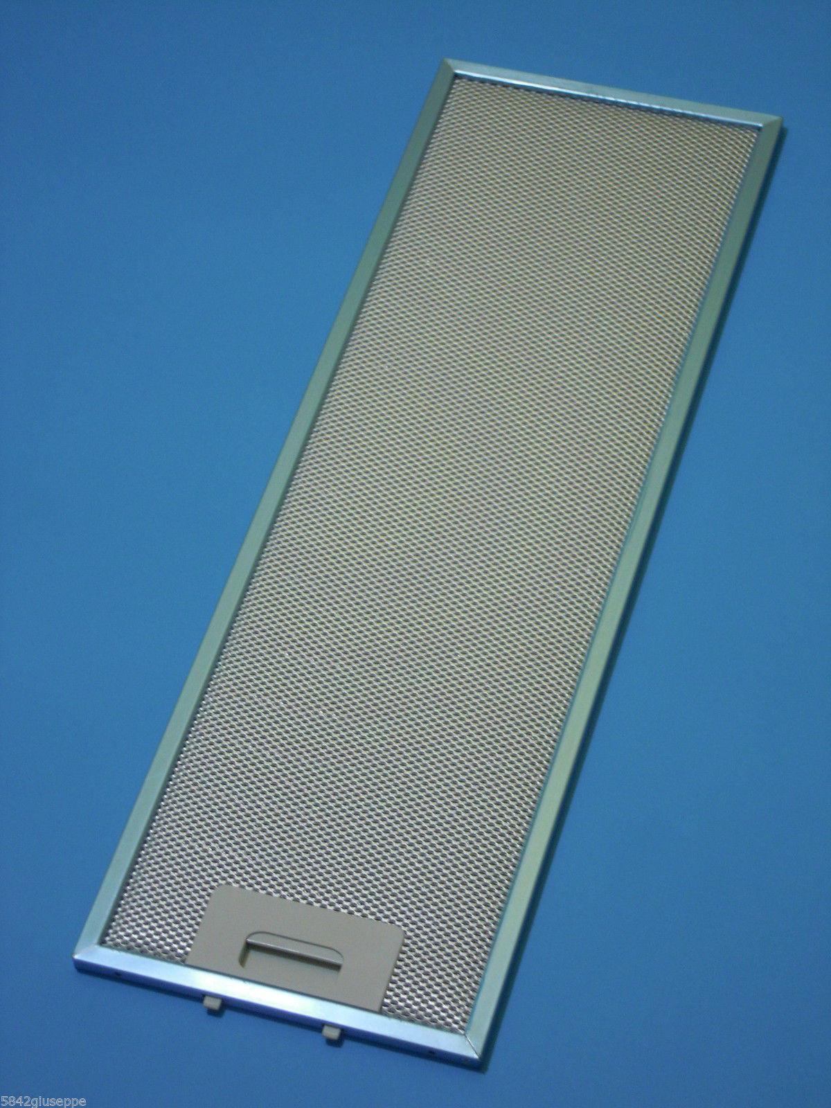 Pulizia filtro cappa alluminio tavolo consolle allungabile - Filtro cappa cucina ...