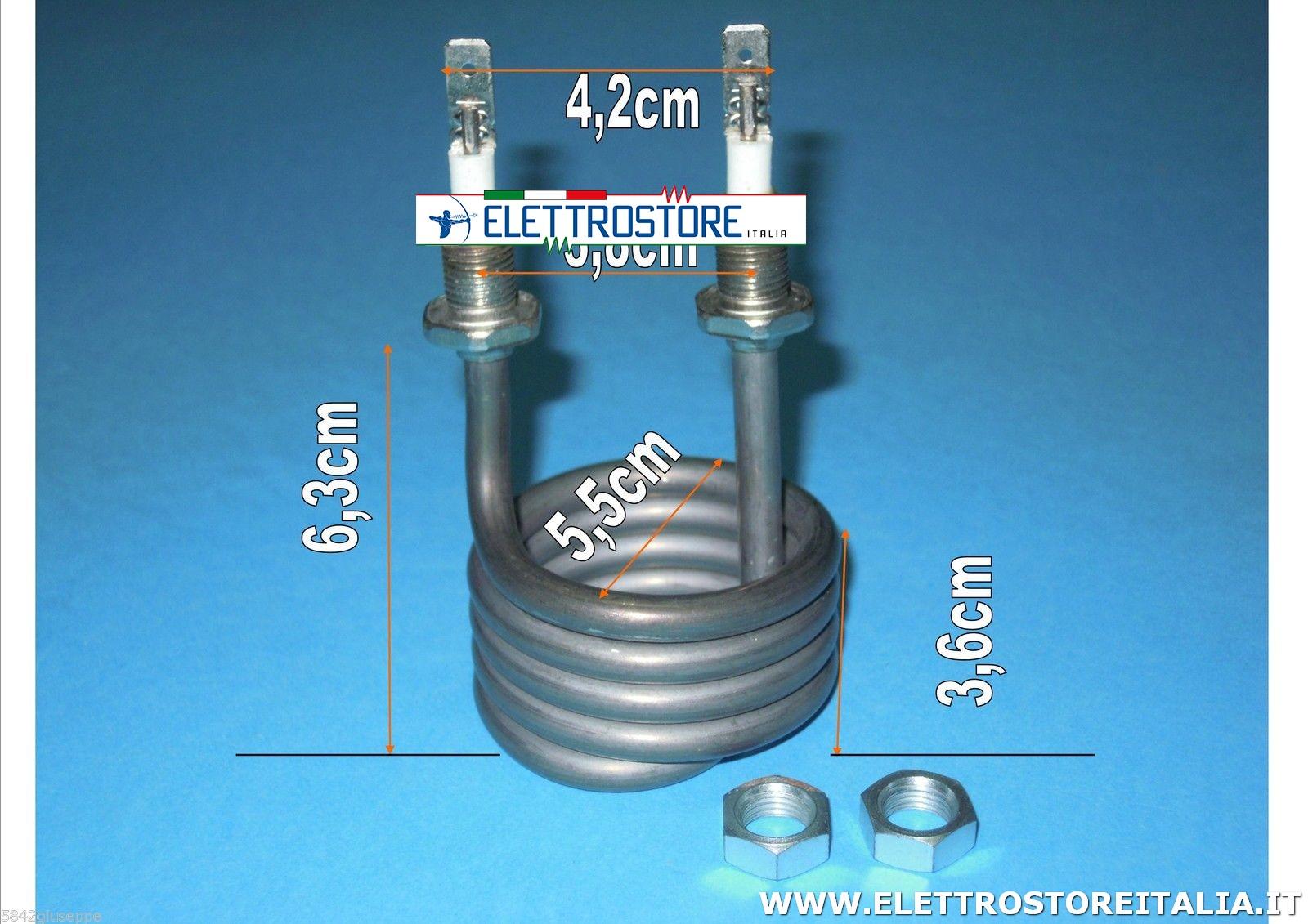 Forniture elettriche per bimby - Zoppas scaldabagno elettrico ...