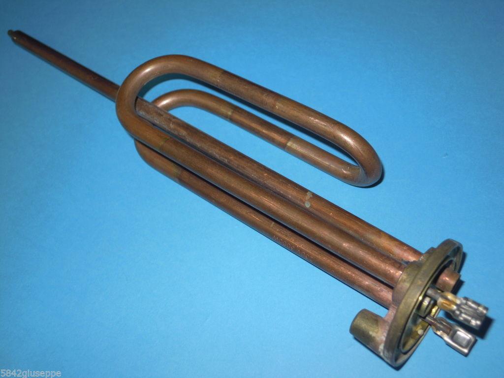 Resistenza elettrica per scaldabagno termosifoni in - Resistenza scaldabagno ...