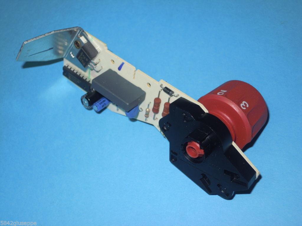 Forniture elettriche per ricambi - Scheda motore folletto vk 140 ...